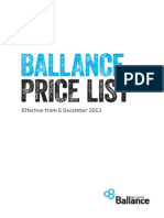 14648 Bal Pricelist 6 Dec 2013 Updated