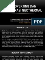 Prospekting Dan Eksplorasi Geothermal