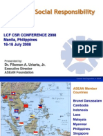 CSR in ASEAN Presentation
