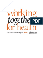 World Health Report 2006