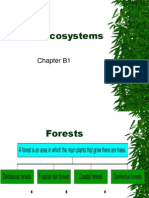 Forest Ecosystems LCR