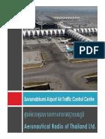 Suvarnabhumi Airport Air Traffic Control Centre