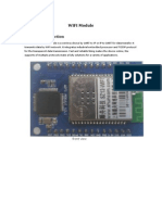 shuncom wifi to rs232 module