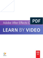 Booklet Adobe After Effects Cs6 Lbv