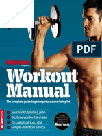 Men's Fitness Workout Manual 2013 (UK) - FiLELiST