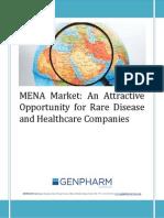 Final MENA Region - White Paper-OrphanDrugMeeting