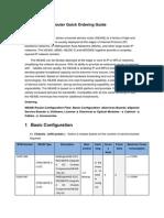 Huawei NE40E Router Quick Ordering Guide(2012!10!30)