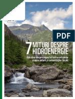 WWF 7 Mituri Despre Hidroenergie(1)