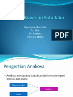 Analisis Kovarian