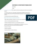 Metode de Cercetare Si Investigatii Paraclinice