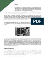 RFID Historia