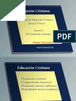 Educación Cristiana sesión 4