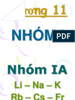 Cac Nguyen to Thuoc Nhom 1