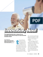 Innovation, Now!