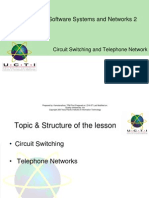HSSN2-04-CircuitSwitchingandTelephoneNetwork