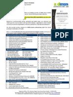 OMR Form Reader - ADDMEN OMR COMPANY PROFILE