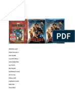 New Movies Jan 2014