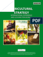 Agricultural Strategy
