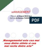 Management - note de curs