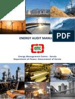 Energy Management Centre Kerala - Energy Audit Manual