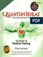 Quantum Ikhlas