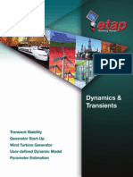 Dynamics Transients