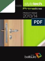 Primeline Doorsets Handbook