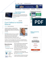 Articles_20130531_From Fieldbus to Industrial Ethernet