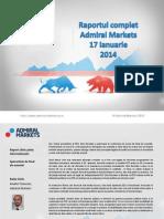 Forex-Raportul Complet Admiral Markets 17 Ian 2014