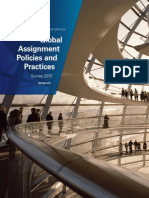 Global Assignment Policies Practices Survey Final