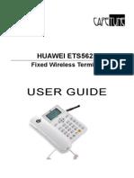 Huawei ETS5623 Manual