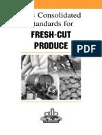 Fresh Cut Produce Standards