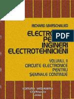 Electronica Pentru Ingineri Electrotehnicieni v.2