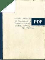 Studiul Metodelor Rapide de Elaborare a Ofertelor Tehnico-economice Pt Utilaje Statice