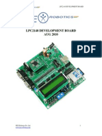 Lpc2148 Development Board