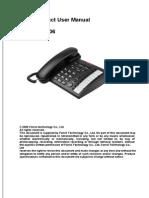 BW206 User Manual