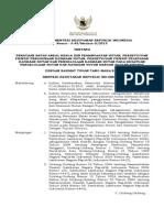 Peraturan Menteri Kehutanan Nomor P.43/Menhut-II/2013 tentang Penataan Batas Areal Kerja Izin Pemanfaatan Hutan, Persetujuan Prinsip Penggunaan Kawasan Hutan, Persetujuan Prinsip Pelepasan Kawasan Hutan Dan Pengelolaan Kawasan Hutan Pada Kesatuan Pengelolaan Hutan dan Kawasan Hutan dengan Tujuan Khusus