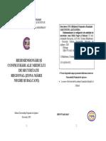 Redimensionari Configurari Mediului Securitate Regional