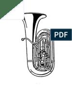 Desenho Tuba
