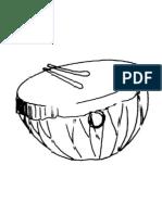 Desenho Timpano