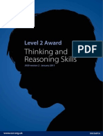 Selling the Critical Thinking Way