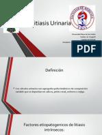 Litiasis Urinaria.pptx