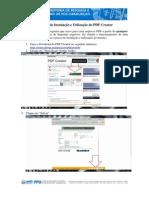 Tutorial PDF Creator 02