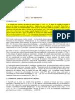 Vocação Eclesial do Teólogo - CONGREGAÇÃO PARA A  DOUTRINA DA FÉ.doc
