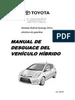 Yaris HV_ES Toyota Hibrido