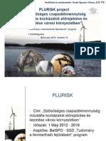 PLURISK project bemutató (HUN)