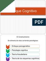 Enfoque Cognitivo