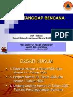 009 11jun Mpate Te12 Bakornas Brief