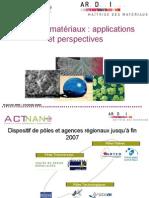 1- Les nanomatériaux-applications et perspectives_Mlle Gallet