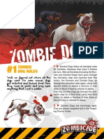 ZombieDogz Rules
